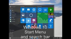 Windows 10 Start Menu And Search Bar - YouTube Notitlebar Restoring Autocad Menus And Toolbars Youtube Windows Atom Menu Is Missing How Do I Reenable Stack Overflow To Get Back Language Bar From The Taskbar Of Windows Missing Helpenvironmentplot Panes Rstudio Support 10 The Biggest Problems Gripes Features So Ubuntu Unity Bars Cropped Off Even With Underscan Enabled My Toolbar On Yahoo Mail Disappeared How Store It Replace Those White Title In This Colors Gnome Tweak Tool Now Lets You Move Application Menu Out Use Multiple Displays Your Mac Apple