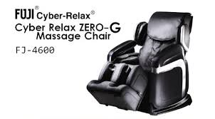 Fuji Massage Chair Manual by Amazon Com Fujiiryoki Fj 4600 Dr Fuji Cyber Relax 3d Zero