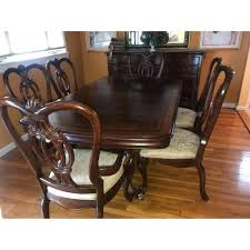 Thomasville Cherry Dining Room Set Ideas For Rooms Chairs Discontinued