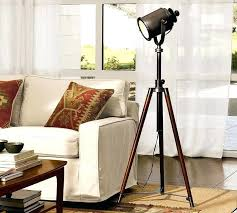 Target Tripod Floor Lamp With Drum Shade by Tripod Spotlight Floor Lamp Canada Sand Black Gold Shade Arc