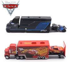 Disney Pixar Cars 3 For Kids Jackson Storm Truck Lightning McQueen ...