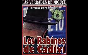 The Cover Of Venezuelan Magazine Las Verdades De Miguel On August 12 2016 Accused