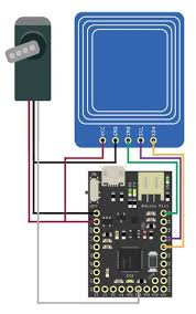 NFC Door Lock With the Qduino Mini under $100 7 Steps with