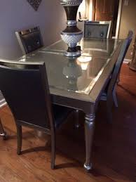 Dining Room Set W Leaf 42x72 O For Sale In Philadelphia