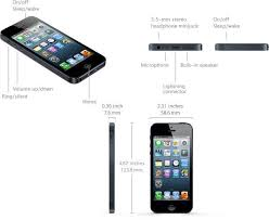 Apple s iPhone 5 specifications