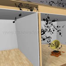 Resilient Channel Ceiling Weight by Soundproofing Walls And Ceilings In Rooms Condos And Offices