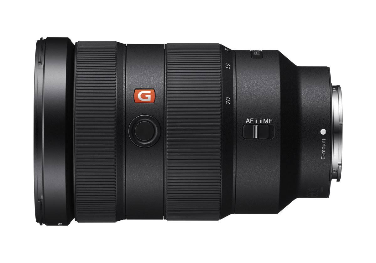 Sony FE 24-70mm F 2.8 GM Lens