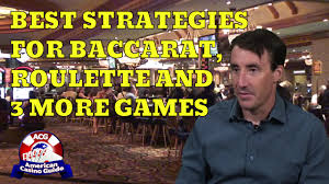 Pai Gow Tiles Online by Best Strategies For Baccarat Roulette U0026 3 More Games With Michael