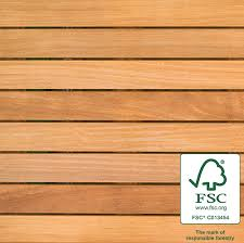Bison Deck Supports Canada by Wood Tiles Bison Innovative Products