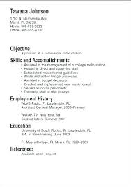 Part Time Resumes Create My Resume Part Time Job Resume Objective