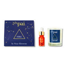 PAI Christmas In Your Element Fire Pure Tincture Organic Beauty