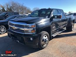Used 2016 Chevy Silverado 3500HD High Country 4X4 Truck For Sale ...
