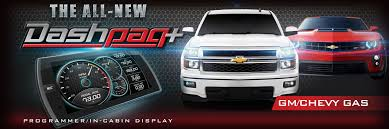 Superchips Dashpaq+ For GM Gas Vehicles. The Ultimate Chevy Programmer