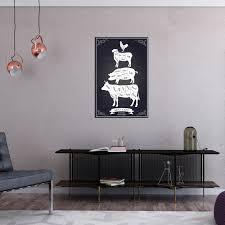 küche leinwand deko bild wand bilder esszimmer 3 motiven
