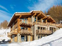 100 Log Cabins Switzerland 7 Stunning Ski Chalets You Can Spend The Night In Architectural Digest