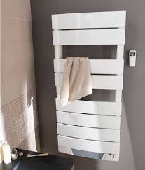 seche serviette electrique 8 modèles pour une salle de bain design