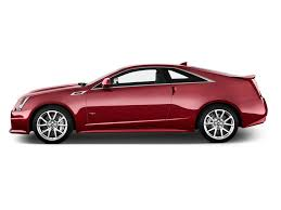 Image 2014 Cadillac CTS V 2 door Coupe Side Exterior View size