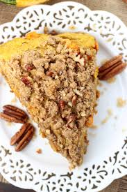 Pumpkin Pie With Pecan Streusel Topping by Pumpkin Pecan Scones With Brown Sugar Streusel