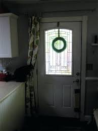 Front Door Sidelight Curtain Panels by Front Door Curtain U2013 Whitneytaylorbooks Com
