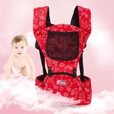 100 Kangaroo High Chair Adjustable Shoulders Baby Backpack Carrier New Ergonomic Baby Sling