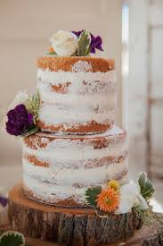 Vintage Style Wedding Cakes Rustic Chic