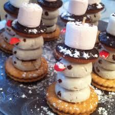 bonhomme de neige en gâteau recette de bonhomme de neige en