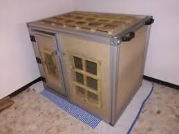 hundebox holz günstig kaufen ebay