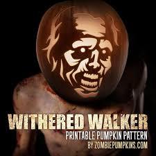 Walking Dead Pumpkin Template Free by 9 Best 2016 Pumpkin Carving Patterns Images On Pinterest Pumpkin