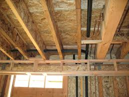 Floor To Ceiling Tension Pole Room Divider by How To Structurally Support Load Bearing Walls U2013 Truss Joist Floor