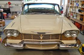 Restoring A 1958 Plymouth Fury (Nothing To Do With