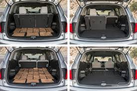 Luxury Suv With Second Row Captain Chairs by The Best Three Row Midsize Suv Wirecutter Reviews A New York