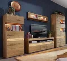 wohnzimmer programme aus massivholz hochwertig preiswert
