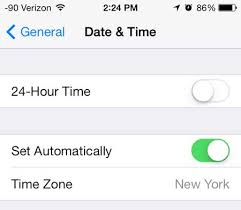 Does iPhone 5 Time Change Automatically Solve Your Tech