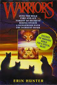 Warriors Box Set Volumes 1 To 6 Erin Hunter 9780061477935 Amazon Books