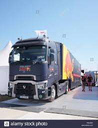 July 2018 - Red Bull Aston Martin Race Truck In The Paddock At The ...
