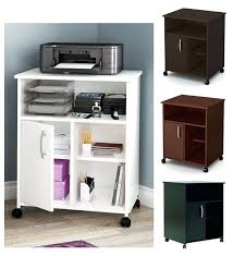 Printer Cabinet With Storage Contemporary Home fice Printer