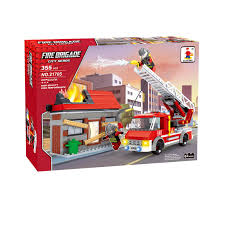 Kids Building Blocks Fire Station & Fire Truck 21705 | Junk Mail Fire Truck Rcues House Child Drawing Stock Image Of Save 12v Kids Police Engine Ride On W Remote Control Water Unboxing And Review Dodge Ram 3500 In Picture Free Download Best On Ride To School Fire Truck The Ellsworth Americanthe China Pure Electric Playing Inspired Iron Felt Applique Ninis Handmades Decorate All Point Bulletin Box Play For Stickers Detail Feedback Questions About 164 Scale Alloy Ambulancefire Weskidsfiretruck Enterprise