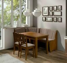 eckbank urko set mit 2 stühle und tisch küche essgruppe
