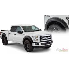 Bushwacker Pocket Style Fender Flares For 2015-2016 Ford F-150 ... 42008 Ford F150 Riveted Fender Flares By Rough Country Youtube Pocket Style Flare Set Of 4 Oe Matte Black 20934 Bushwacker 2092702 Max Coverage Pocketstyle 02014 Raptor Svt Bushwacker 19992007 F350 Front And Generic Body Side Molding Trim 0408 Reg Cab Short Bed 52017 Oestyle 2093702 Ranger Mki Set 0914 Raptorstyle Extafender Rear Stampede 84142 Ruff Riderz Smooth Pc