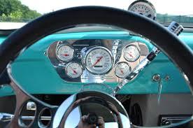 100 1955 Ford Panel Truck F100 Street Rod