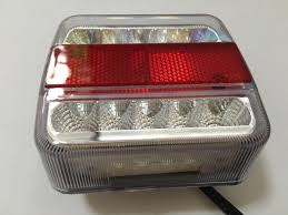 10leds 12v Led Caravan Truck Lights Trailer Lamp Stop Tail Brake ... Truck Lights Led Interior Exterior Trucklite 35 Series Marker Clearance Light Lite Headlight Ece 27491c 4 Inch Round Emergency Tail And Trailer W Reflector Brake Off Road 1224 Volts Black Chrome Finish Forti Usa 12v 16 Leds Stop Turn For Led Auto Car Caravan Side 2leds Choosing The Right 4wheelonlinecom 2pcs License Plate Square Upgrade Your Trucks With Maxxima Lights View Collection Westin Bars Trucks By