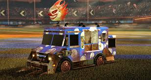 Rocket League Out July 7th, Sweet Tooth Joins Roster   Rocket League ... Twisted Metal Rc Playstation Sweet Tooth Palhao Pinterest Sony Playstations Ice Cream Truck Robocraft Garage Rember This Ice Cream Truck From Twisted Metal Back On Hollywood Losangeles Trucks Home Facebook The Review Adamthemoviegod E3 2011 Media Event Tooths A Photo Car Flickr Pday 2 Mod Sweeth Van Junkyard Find 1974 Am General Fj8a Truth