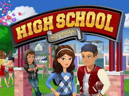 Virtual High School Simulation Games