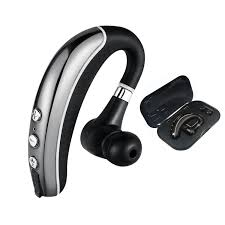 Bluetooth Headset Wireless Business Earpiece,ERYUE Bluetooth 4.1 In ... 14hr Working Time Bluetooth Headphones Truck Driver Yamay Wireless Headset Over The Head Handfree Office Call Center Noise Cancelling Mic Bh M10b Boom Mono Multi Point Music Headphone Hands Free With Noise Concelling For Phones Tabletin Earphones Victal Mpow Match Your Smart Life Extremerebatebluetooth V42 Canceling Headsets Drivers Amazonca Earpiece Calling