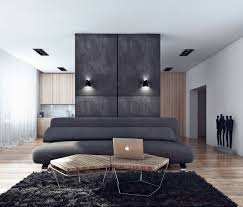 100 Bachlor Apartment LCDMoscowBachelor02 CAANdesign Architecture