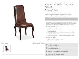 Pottery Barn Distressed Leather Calais Chairs - Apartment ... Stunning Printed Ding Room Chairs Rooms Beautiful Chair Table And White Wood Set Slipcovers Pottery Barn Fall 2017 D3 Page 7677 November 2015 Lucas Leather Ding Chairs Maxxmetalding20chair Aaron Metal Play Metallic Champagne Standard Ups Covers Ivory Fniture Cushions Vs Wayfair Decor Look Alikes Top 79 Killer Comforters Bepreads Pier Tufted Patterns Grey Black