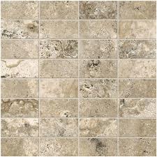 Home Depot Floor Tiles Porcelain by Marazzi Travisano Bernini 12 In X 12 In X 8 Mm Porcelain Mosaic