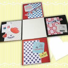 TARJETA GIGANTE Explosiva Amor Cards Notebook Y Playing
