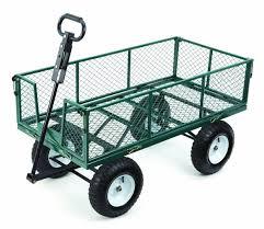Amazon Farm & Ranch MH2121D Heavy Duty Steel Utility Cart