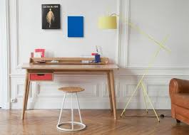 bureau bois design bureau design free desk blanc en gironde with bureau